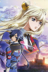 Code Geass Akito the Exiled.Akito Hyuga iPhone 4 wallpaper.Leila Malkal.640x960