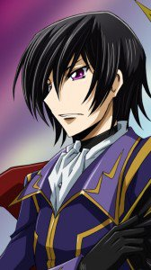 Code Geass Akito the Exiled.Lelouch Nokia 808 PureView wallpaper.360x640