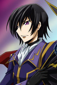 Code Geass Akito the Exiled.Lelouch iPhone 4 wallpaper.640x960