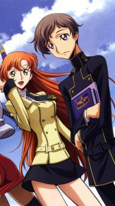 Code Geass Akito the Exiled.Rolo Lamperouge Nokia 5250 wallpaper.Shirley Fenette.360x640