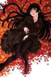Tasogare Otome x Amnesia.Yuko Kanoe iPhone 4 wallpaper.640x960 (18)