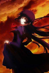 Tasogare Otome x Amnesia.Yuko Kanoe iPhone 4 wallpaper.640x960 (7)