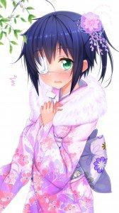 Chunibyo Demo Koi ga Shitai.Rikka Takanashi HTC One X wallpaper.720x1280 (1)