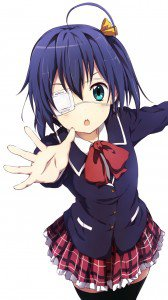Chunibyo Demo Koi ga Shitai.Rikka Takanashi HTC Windows Phone 8X wallpaper.720x1280
