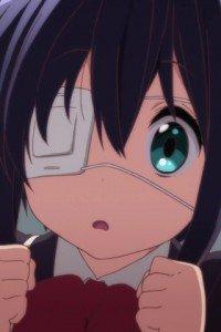 Chunibyo Demo Koi ga Shitai.Rikka Takanashi Sony Ericsson E15i Xperia X8 wallpaper.320x480