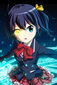 Chunibyo Demo Koi ga Shitai.Rikka Takanashi iPhone 4 wallpaper.640x960 (3)