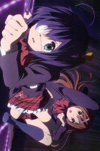 Chunibyo Demo Koi ga Shitai.Rikka Takanashi.Shinka Nibutani iPhone 4 wallpaper.640x960