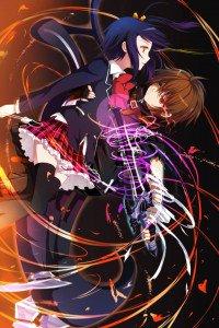 Chunibyo Demo Koi ga Shitai.Yuta Togashi iPhone 4 wallpaper.Rikka Takanashi.640x960 (2)