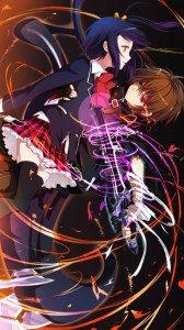 Chunibyo Demo Koi ga Shitai.Yuta Togashi.Rikka Takanashi Samsung Galaxy Note2 N7100 wallpaper.720x1280