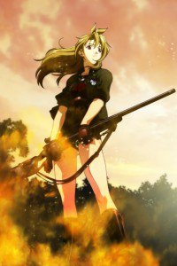 Madlax.Madlax iPhone 4 wallpaper.640x960 (1)