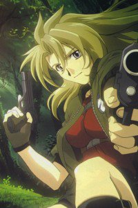 Madlax.Madlax iPhone 4 wallpaper.640x960 (7)