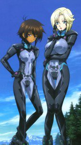 Muv-Luv Alternative Total Eclipse.Tarisa Manandal Samsung GT-i9300 Galaxy S3 wallpaper.Stella Bremer.720x1280