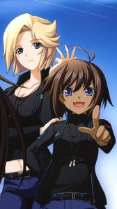 Muv-Luv Alternative Total Eclipse.Tarisa Manandal.Stella Bremer Samsung GT-i9300 Galaxy S3 wallpaper.720x1280