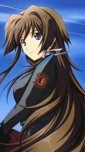 Muv-Luv Alternative Total Eclipse.Yui Takamura Samsung Galaxy Note2 N7100 wallpaper.720x1280 (2)