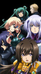 Muv-Luv Alternative Total Eclipse.Yui Takamura.Cryska Barchenowa Samsung Galaxy Note2 N7100 wallpaper.Cui Yifei.720x1280