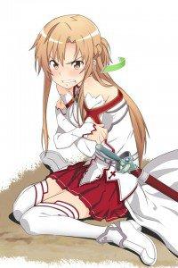 Sword Art Online.Asuna iPhone 4 wallpaper.640x960 (15)