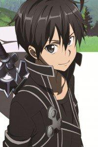Sword Art Online.Kirito LG E615 Optimus L5 wallpaper.320x480 (1)