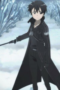 Sword Art Online.Kirito iPhone 4 wallpaper.640x960 (3)