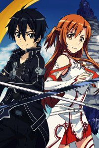 Sword Art Online.Kirito iPhone 4 wallpaper.Asuna.640x960