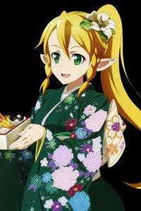 Sword Art Online.Lyfa iPhone 4 wallpaper.640x960 (5)