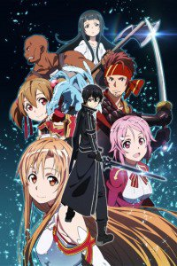 Sword Art Online.iPhone 4 wallpaper.640x960
