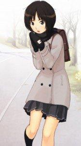 Amagami SS Plus.Miya Tachibana Sony LT28H Xperia ion wallpaper.720x1280