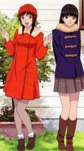 Amagami SS Plus.Rihoko Sakurai.Tsukasa Ayatsuji Sony LT26i Xperia S wallpaper.720x1280