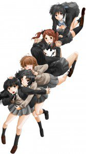 Amagami SS Plus.Samsung GT-i9300 Galaxy S3 wallpaper.720x1280