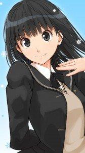 Amagami SS Plus.Tsukasa Ayatsuji Sony LT26i Xperia S wallpaper.720x1280