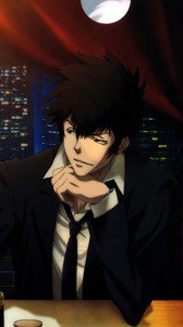 Psycho-Pass.Shinya Kogami HTC Windows Phone 8X wallpaper.720x1280