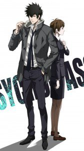 Psycho-Pass.Shinya Kogami Sony LT26i Xperia S wallpaper.Akane Tsunemori.720x1280