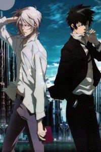 Psycho-Pass.Shinya Kogami iPhone 4 wallpaper.Shogo Makishima.640x960