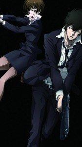 Psycho-Pass.Shinya Kogami.Akane Tsunemori Samsung GT-i9300 Galaxy S3 wallpaper.720x1280 (1)