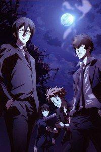 Psycho-Pass.Shinya Kogami.Nobuchika Ginoza iPhone 4 wallpaper.Shusei Kagari.Yayoi Kunizuka.640x960