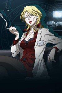 Psycho-Pass.Shion Karanomori iPhone 4 wallpaper.640x960