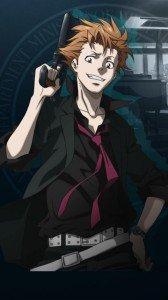 Psycho-Pass.Shusei Kagari Magic THL W3 wallpaper.720x1280