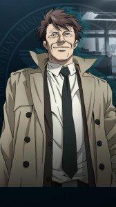 Psycho-Pass.Tomomi Masaoka HTC One X wallpaper.720x1280