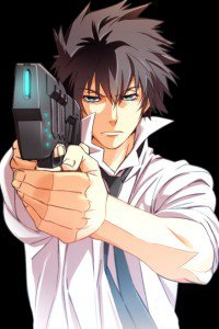 Psycho-Pass.iPhone 4 wallpaper.640x960