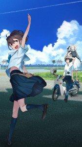 Robotics;Notes.Akiho Senomiya.Subaru Hidaka.Airi Yukifune Sony LT26i Xperia S wallpaper.720x1280