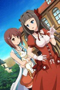 Mondaiji-tachi ga Isekai Kara Kuru So Desu yo.Kudo Asuka.Kasukabe Yo iPhone 4 wallpaper.640x960