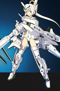 Busou Shinki.Ann (Arnval) iPhone 4 wallpaper.640x960