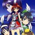 """Vividred Operation"" anime girls wallpapers for smartphones: Akane Isshiki, Aoi Futaba, Wakaba Saegusa, Himawari Shinomiya, Momo Isshiki and Rei Kuroki! Genre: Action, Science fiction. Android wallpapers (1440x1280) HD wallpapers (720x1280)..."