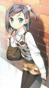 Hentai Ouji to Warawanai Neko.Tsukiko Tsutsukakushi Samsung Galaxy Note2 N7100 wallpaper.720x1280