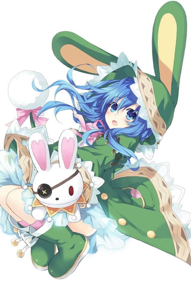 Date A Live Origami Tinh Linh