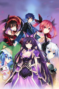 Date A Live.iPhone 4 wallpaper.640x960