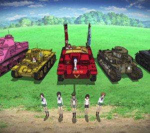 Girls und Panzer.Android wallpaper.1440x1280