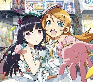 Ore no Imoto ga Konna ni Kawaii Wake ga Nai.Kirino Kosaka Android wallpaper.Ruri Goko.1440x1280 (1)