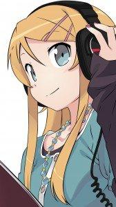 Ore no Imoto ga Konna ni Kawaii Wake ga Nai.Kirino Kosaka HTC Rezound wallpaper.720x1280