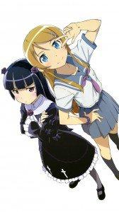 Ore no Imoto ga Konna ni Kawaii Wake ga Nai.Kirino Kosaka Sony Xperia S wallpaper.Ruri Goko.720x1280
