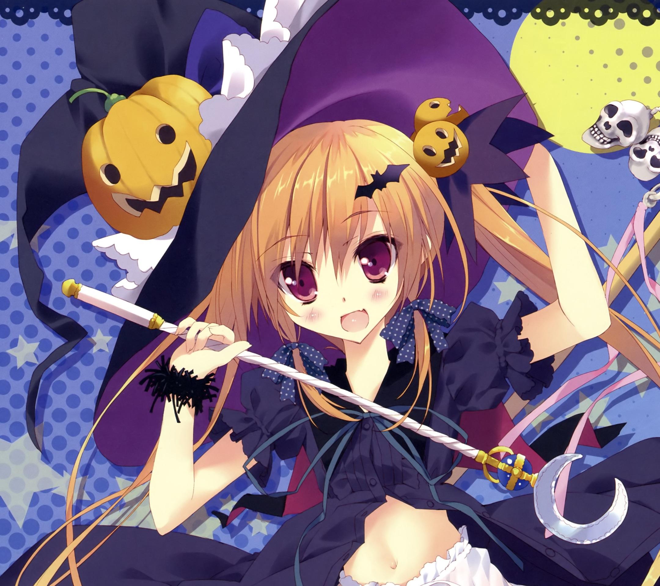 AnimeHalloween2013.Androidwallpaper.2160x19207.jpg